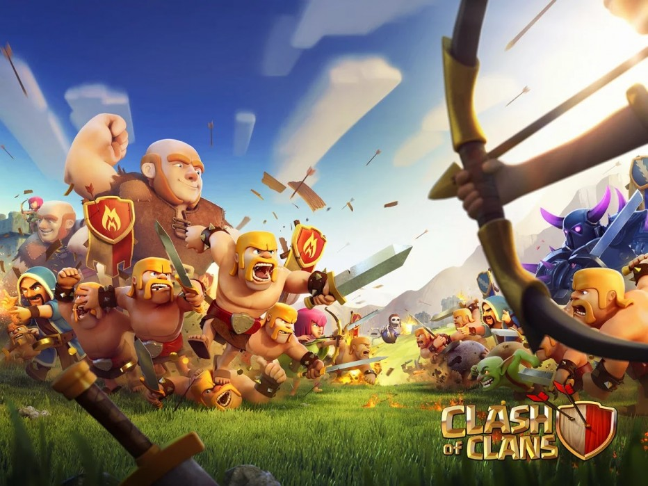 Clash Of Clans Taş Hilesi